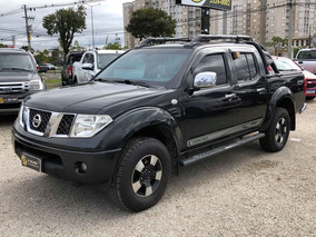 Nissan Frontier Le Cd 4x4-at 2.5 Tb-ic 4p 2010
