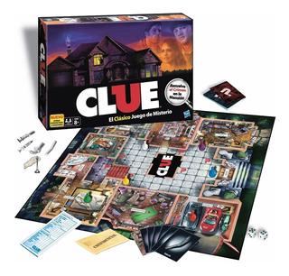 Juego De Mesa Clue Envío Full (3676)