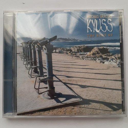 Kyuss Muchas Gracias The Best Of Cd Nuevo Musicovinyl