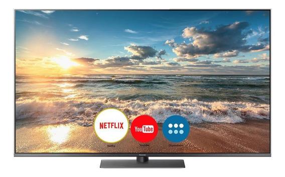Smart Tv Led 65 Panasonic, 4k, Tc65fx800b - Bivolt