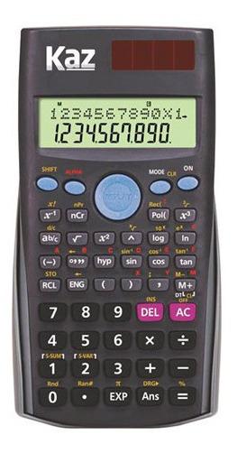 Calculadora Cientifica 10 + 2 Digitos 240 Funçoes Kz1035
