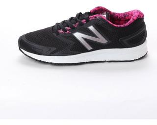 new balance mujer running negras oferta