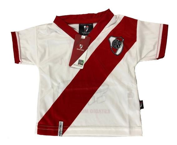 Nueva Camiseta Remera De Bebe River Plate Producto Oficial