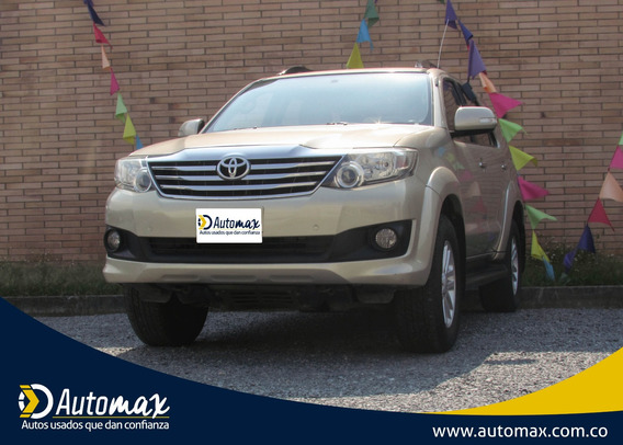 Toyota Fortuner Sr5 4x2, At 2.7