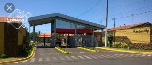 Casa À Venda, Condomínio Haras Country Village, Jardinópolis/sp. - Ca1217