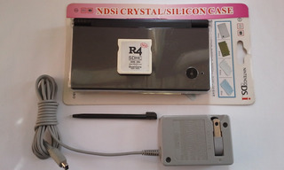 Nintendo Dsi, R4 Y Accesorios