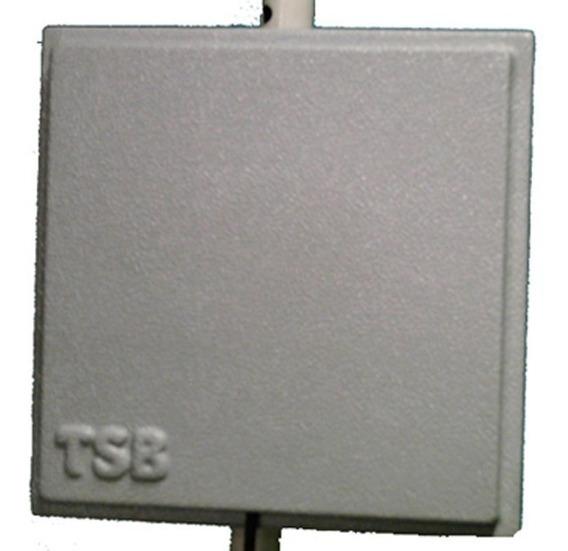 Antena Wireless 14 Dbi 2,4 Ghz. Enlace Wi-fi 10mts.de Cable