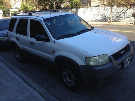 Ford Escape 2.0 Xls 4x4 Nafta/gnc