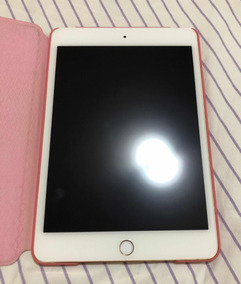 iPad Mini 4 Cellular 128gb Wi-fi 4g Dourado - Apple