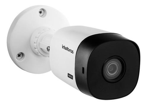 Câmera Bullet Intelbras Vhd 3120 B G6 Hd 720p Lente 3,6mm