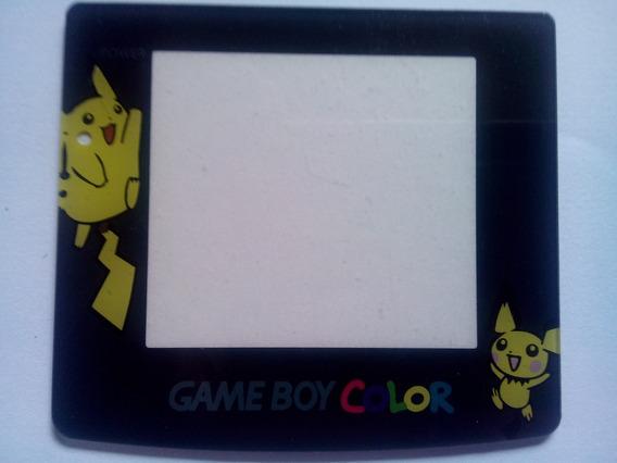 Tela De Proteção Pikachu Para Game Boy Color