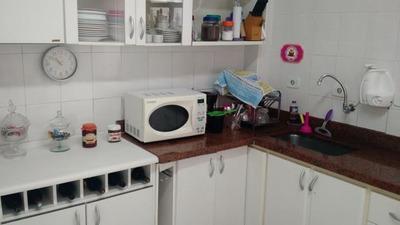 Apartamento Residencial À Venda, Campo Grande, Santos. - Ap4505