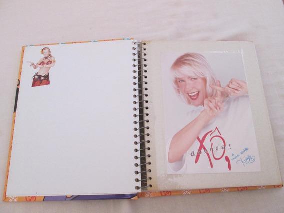Xuxa - Álbum Com 24 - Fotos - Recortes Da Xuxa - Anos 80