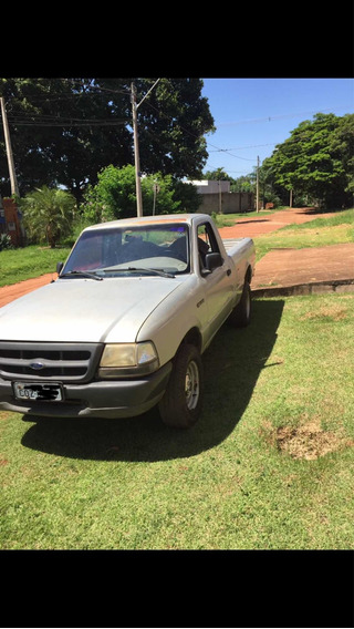 Ford Ranger Ce 2.5 4 Cilindros