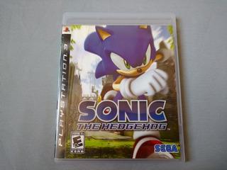 Sonic The Hedgehog 2006 Original Para Ps3