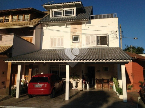 Casa Em Condomínio Na Zona Sul Com 03 Dormitórios E Suíte. - 28-im418623