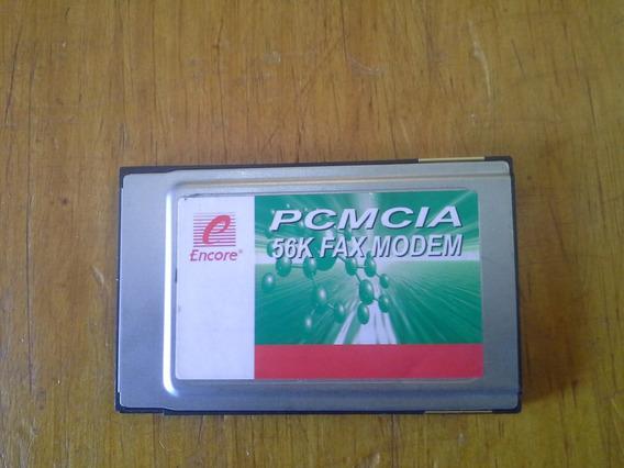 Modem Fax Pcmcia 56k V.92 Enp656-iv-ci Encore