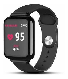 Smart Watch Relógio Inteligente B57 Versão App Happy Sports