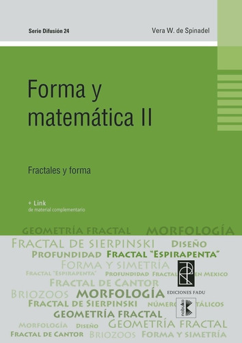 Imagen 1 de 2 de Forma Y Matematica Ii