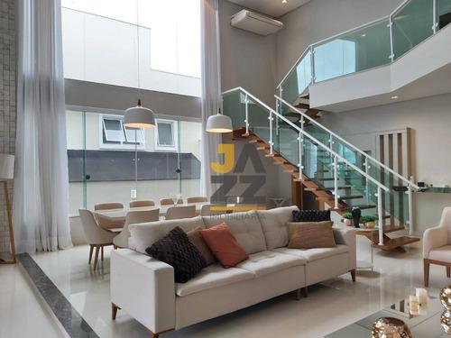 Imagem 1 de 30 de Maravilhosa Casa Sobrado Com 4 Dormitórios (suites) À Venda, 850 M² Por R$ 5.000.000 - Jardim Residencial Helvétia Park Ii - Indaiatuba/sp - Ca13760