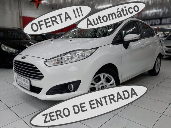 Ford Fiesta 1.6 Powershift Se / Automático / New Fiesta 1.6