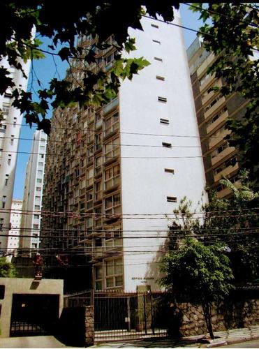 Imagem 1 de 14 de Apartamento 1 Dorm (suite) Jardim America Fl12