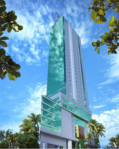 Apartamento Na Planta No Edifício Skyline Tower - 0000005