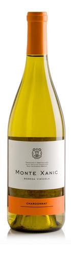 Monte Xanic Chardonnay. Vino Blanco,750 Ml.