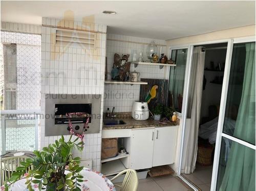Apartamento Para Venda, 2 Dormitórios, Barra Da Tijuca - Rio De Janeiro - 738