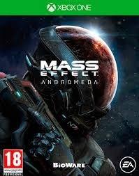 Mass Effect Andromeda Xbox One Mídia Fìsica