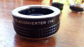 Lote Com 9 Tele Coverter