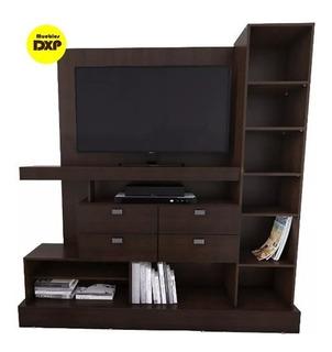 Mueble De Tv Modular Rack 126 Para Tv / Led 55