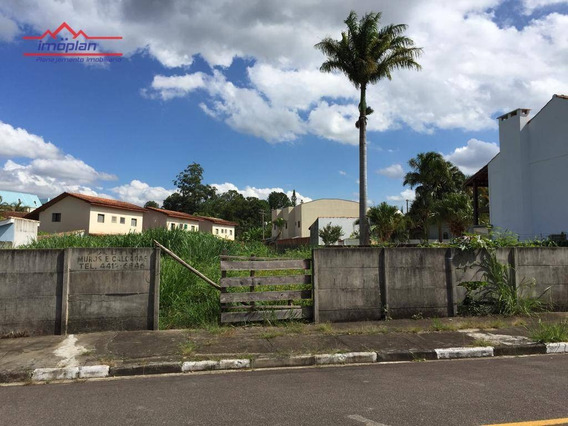 Terreno Residencial À Venda, Jardim Floresta, Atibaia. - Te1179