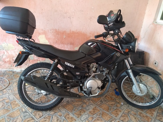 Moto Yamaha Factor 125 - 2015-2016