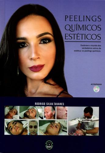 Peelings Químicos Estéticos - Acompanha Dvd