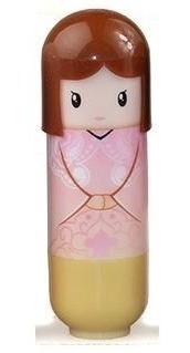 Boneca Kimono Amarela - Lip Balm - Limão