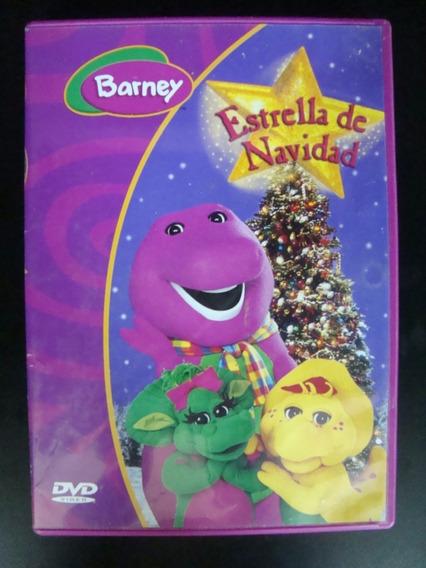 Barney - Estrella De Navidad - Dvd
