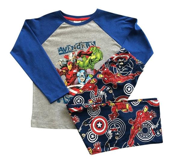 Pijamas Avengers Marvel Official