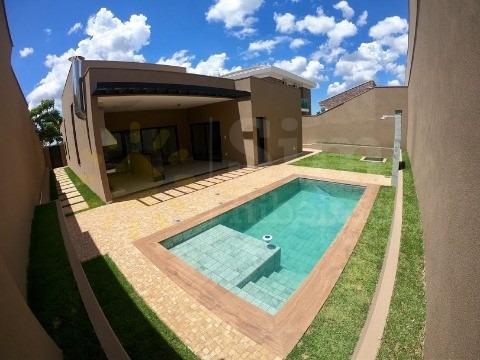 Vendo Casa No Condomínio Alphavilleii.zona Sul De Ribeirão Preto. Agende Visita. (16) 3235 8388 - Cc01775 - 33916233