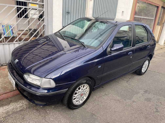 Fiat Palio 1.6 16v 1997 4 Portas Completo
