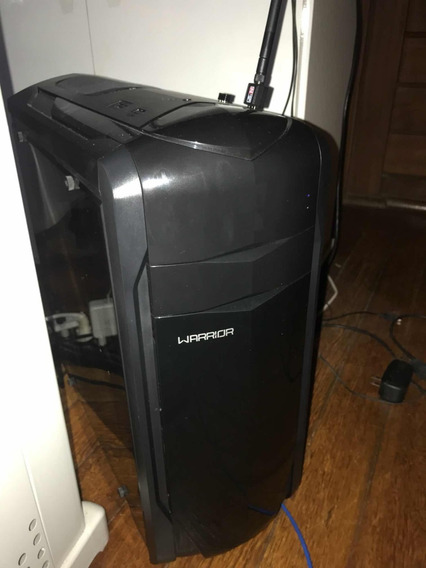 Pc Gamer I7 4770 - 8gb Ram - 1tb Hd - Geforce Gtx 1050ti