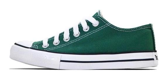 Zapatillas John Foos 182 Verde Ingles