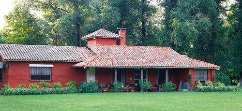 Increíble Quinta De + Dos Hectáreas. Casa Pileta Y Quincho.