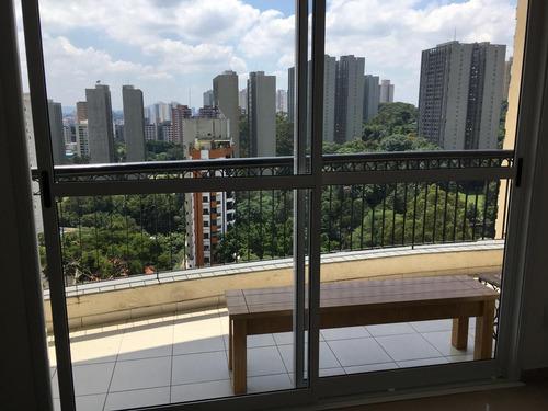 Belíssimo Apartamento Na Vila Andrade Fl58