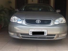 Toyota Corolla Seg Automatico 2003 Segundo Dono, Raridade