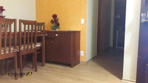 Imagem 1 de 14 de Apartamento Com 3 Dormitórios À Venda, 64 M² Por R$ 370.000,00 - Vila Do Castelo - São Paulo/sp - Ap13788