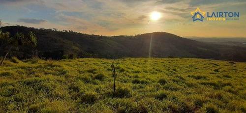Terrenos Rurais À Venda Em Atibaia Sp - Te0787