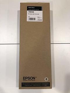 Epson Ultrachrome Hd Matte Black 700ml Ink Cartridge Surec ®