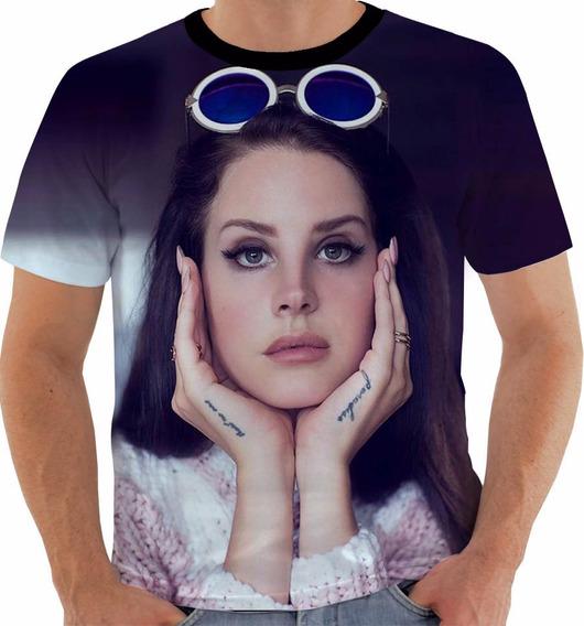 Camisa 1411 Lana Del Rey Lizzy Grant Pop Summertime Sadness