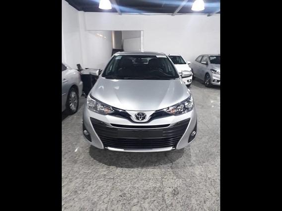 Toyota Yaris Yaris Xls Sedan 1.5 Flex 16v 4p Aut.